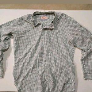 Brooks Brothers Large Slim Dress Shirt